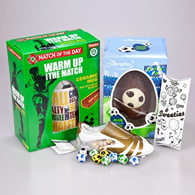 Match of the day football easter egg collection by moreton gifts match of the day football easter egg collection by moreton gifts negle Choice Image