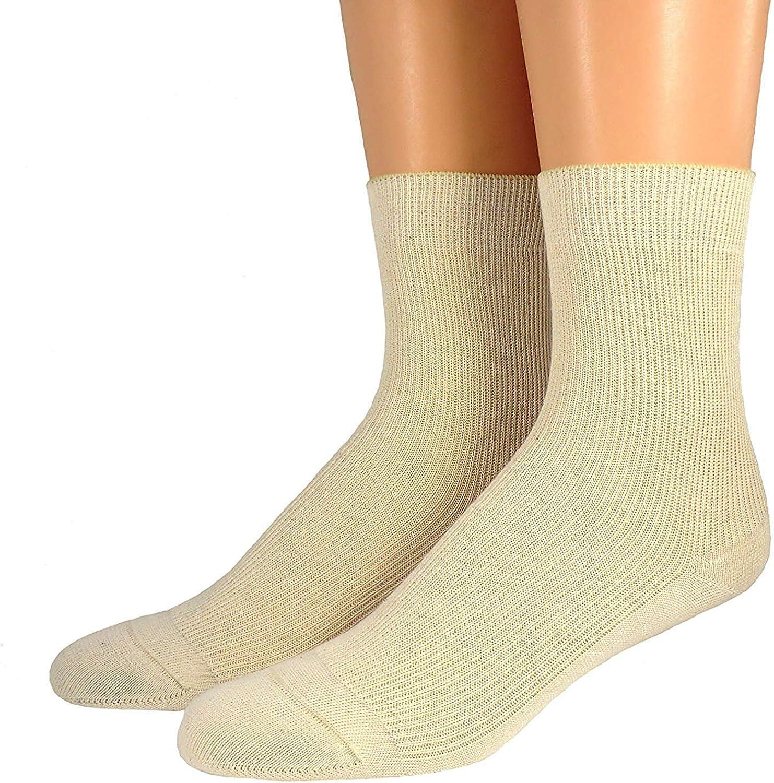 Womens Socks 100/% Organic Cotton