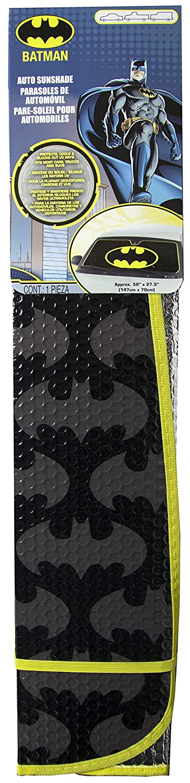 Plasticolor 003713R01 Batman Accordion Sunshade