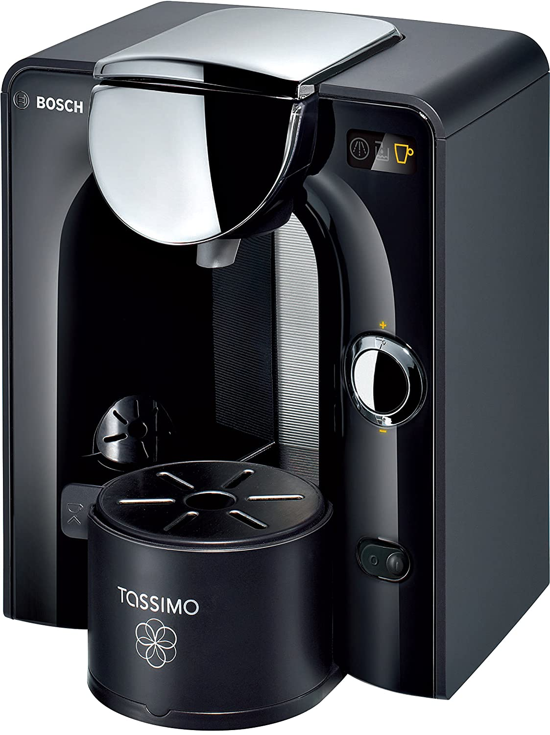 Bosch Tassimo Charmy TAS5542GB Coffee Machine, 1300 Watt, 1.4 Litre - Black BSHAE
