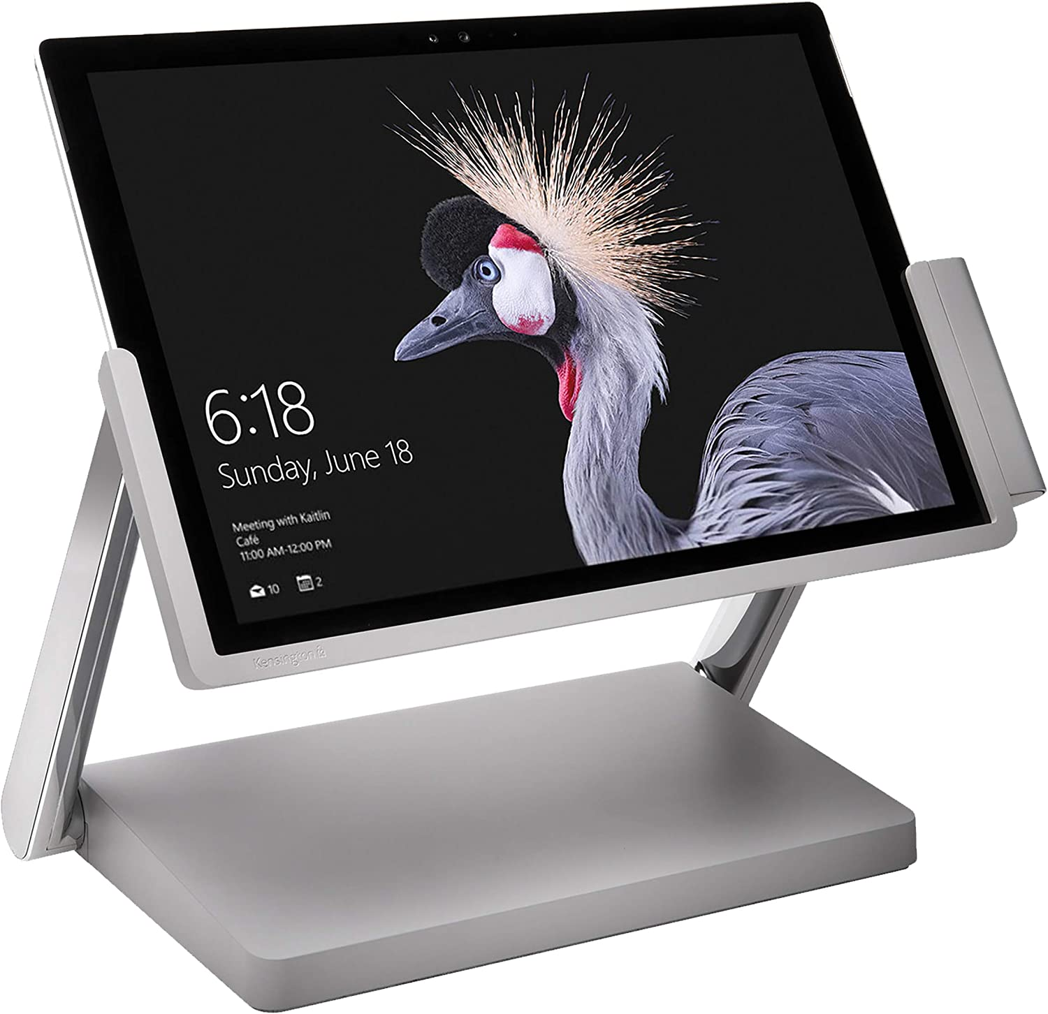 Amazon Com Kensington Sd7000 Surface Pro Docking Station With Dual 4k Video Output K62917na Computers Accessories