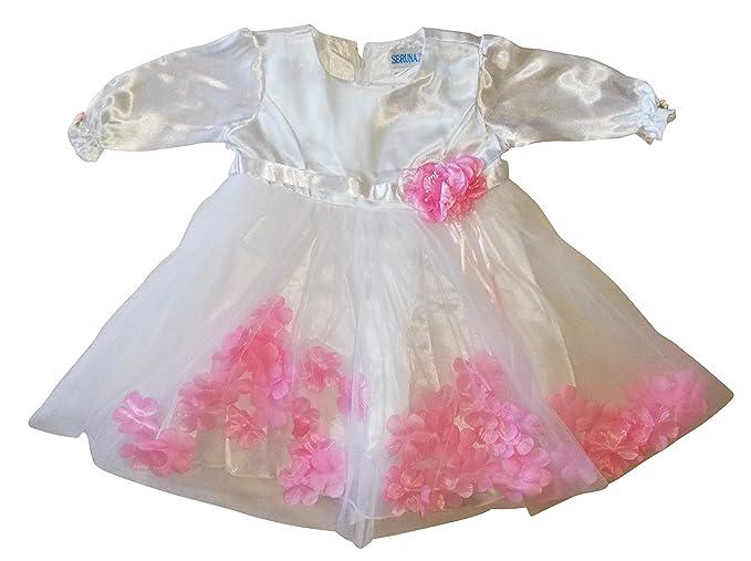 Taufe Seruna Baby Girls Christening Gown Multicolour