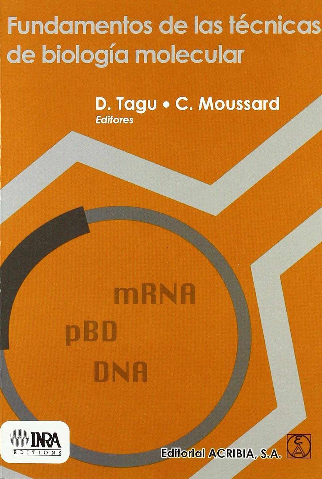 FUNDAMENTOS DE TECNOLOGIA Y BIOLOGIA MOLECULAR: TAGU ...
