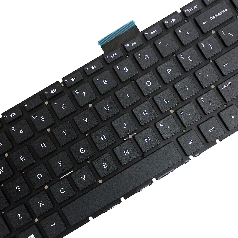 Laptop US Keyboard For HP 15-BS078NR 15-BS075NR 15-BS051OD 15-BS001CA 15-BS077NR