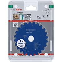 Bosch Professional Expert for Wood 2608644497 Circular Saw Blade (Wood, 120 x 20 x 1.7 mm, 24 Teeth, Battery, Circular…