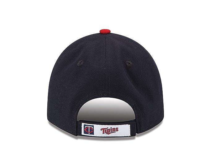 New Era MLB altera las Liga 9FORTY gorra ajustable  Amazon.com.mx  Deportes  y Aire Libre 892b2a5fb30