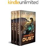 Crimson Dust: The Crimson Dust Cycle: Books 1-3