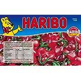 Haribo - Cerezas super - Caramelo de goma - 1 kg