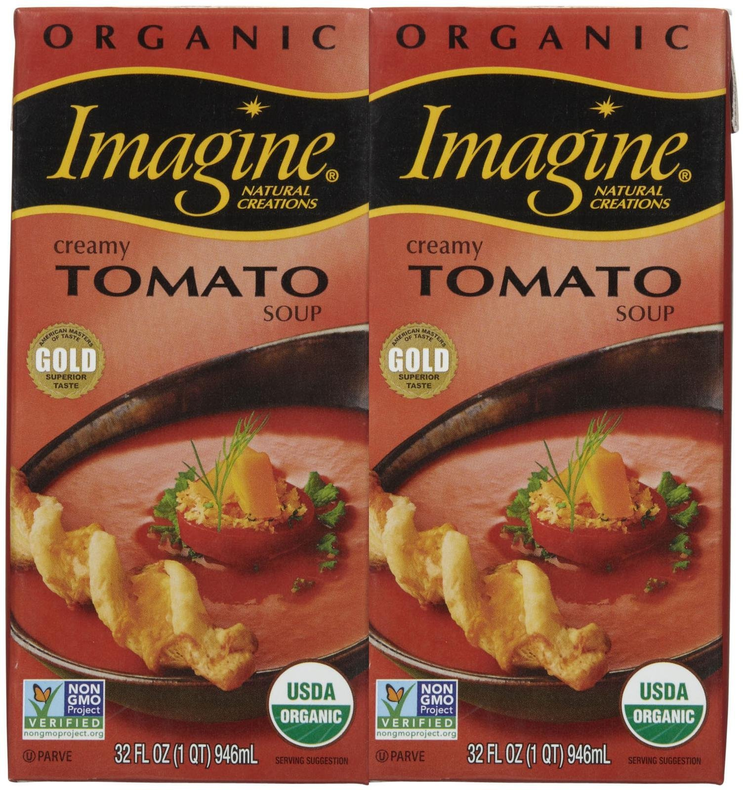 Imagine Organic Creamy Tomato Soup, 3 pk./32 oz.