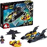LEGO® DC Batboat Penguen Takibi! 76158 Yapım Seti
