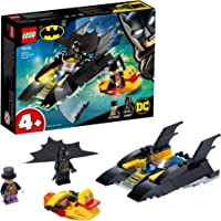 LEGO Super Heroes 76158 Batboat The Penguin Pursuit! Building Kit (54 Pieces)