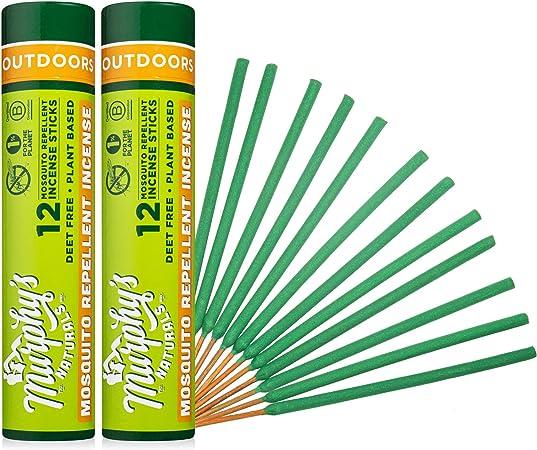 Amazon Com Murphy S Naturals Mosquito Repellent Incense Sticks