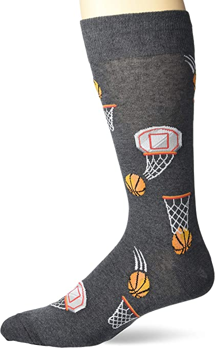 Hot Sox Mens Travel Series Novelty