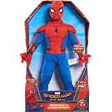 Just Play Marvel Spider Man Homecoming Sling & SOAR Plush