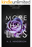 More Than Lies: A Standalone Romance