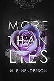 More Than Lies: A Standalone Romance