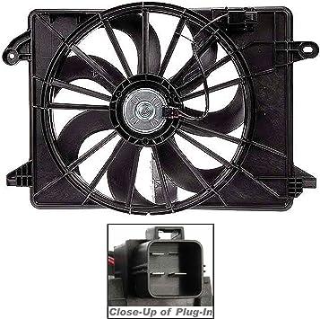 Genuine Mopar Fan Assembly 68050129AA