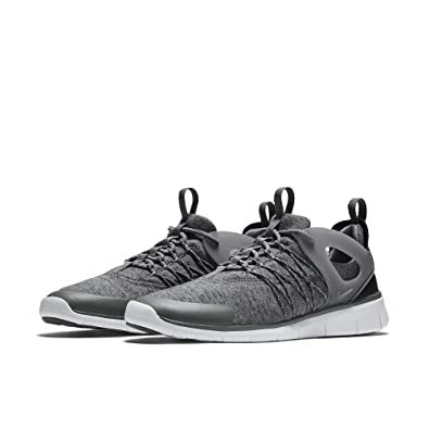 ce97de0eeb ... sweden nike womens free viritous fleece shoes tumbled grey white black  61ea5 ffc38