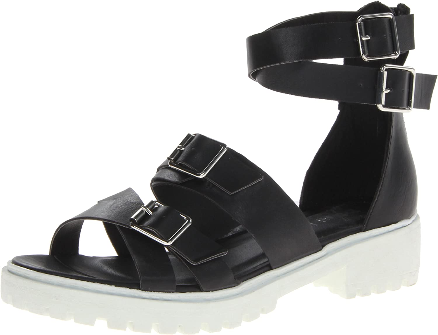 Dirty Laundry by Chinese Laundry Women's Lilybelle Gladiator Sandal