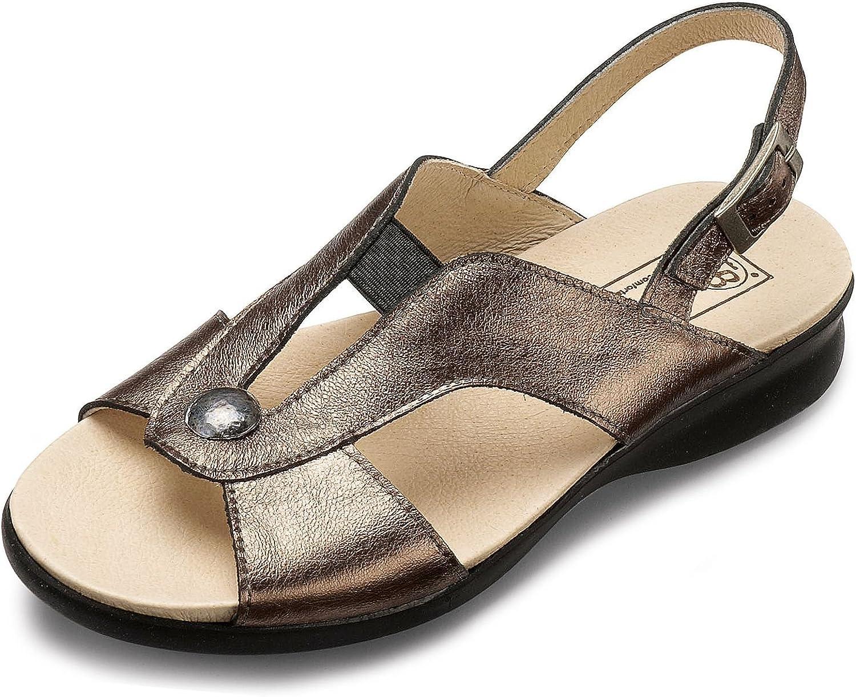 Db Shoes Cyprus Womens Sandal Wide