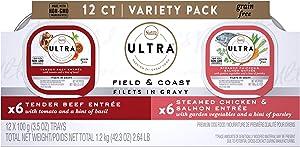 Nutro Ultra Grain Free Filets in Gravy Wet Dog Food