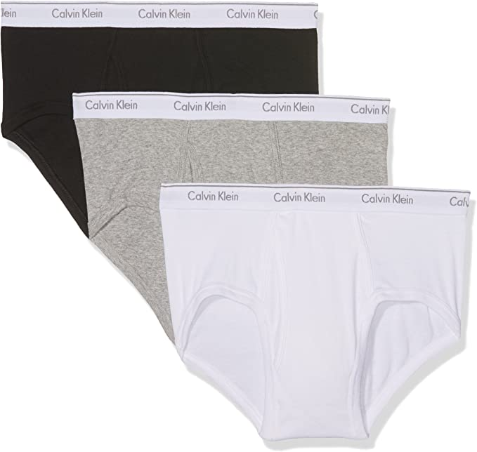 Calvin Klein Boxer (Pack de 3) para Hombre: Amazon.es: Ropa y accesorios