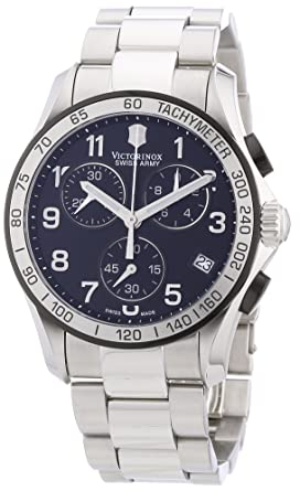 inox chrono classic the watch watches victorinox victor intelligent new style sober
