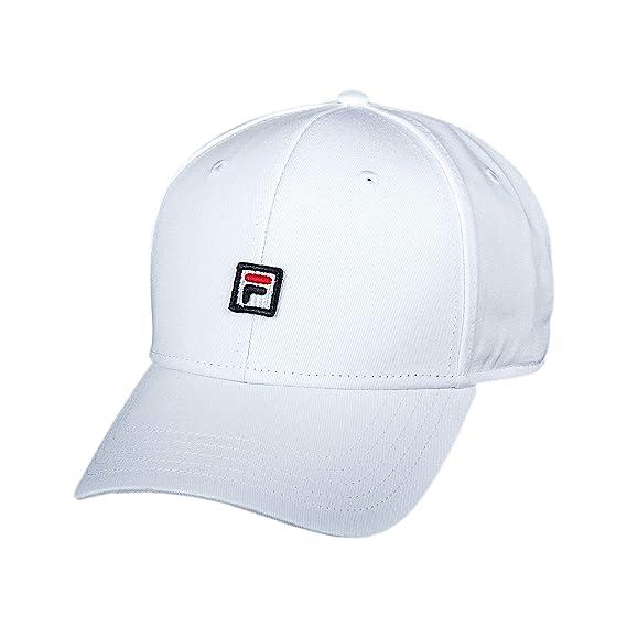 4b22652779c Fila Casquettes 681479 Panel Blanc  Amazon.fr  Vêtements et accessoires