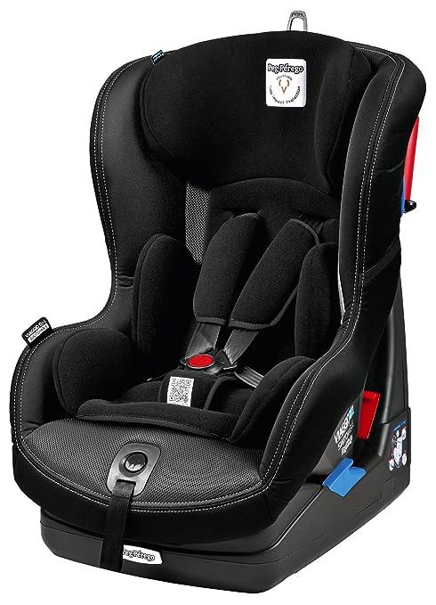 29 opinioni per Peg Perego IMVG010035DX13LR63 Seggiolino Auto Viaggio 0+1 Switchable, Nero