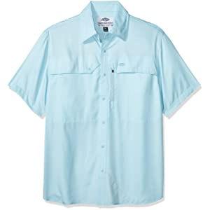 AFTCO Cumulus Buttondown Tech Shirts
