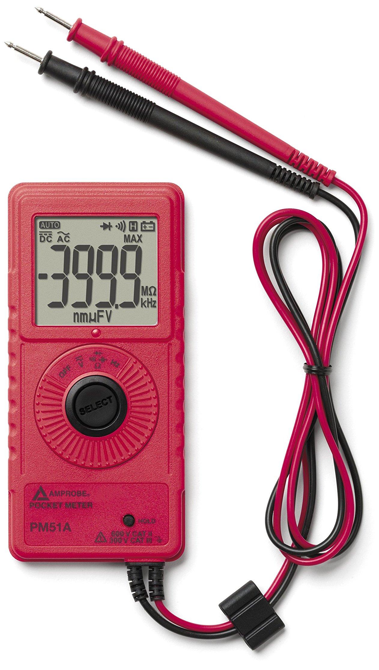 Amprobe PM51A Pocket Multimeter