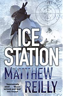 Image result for matthew reilly scarecrow series