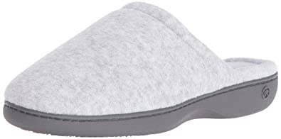 26dc540374e2f2 Isotoner Women s Classic Terry Clog Slippers Slip on