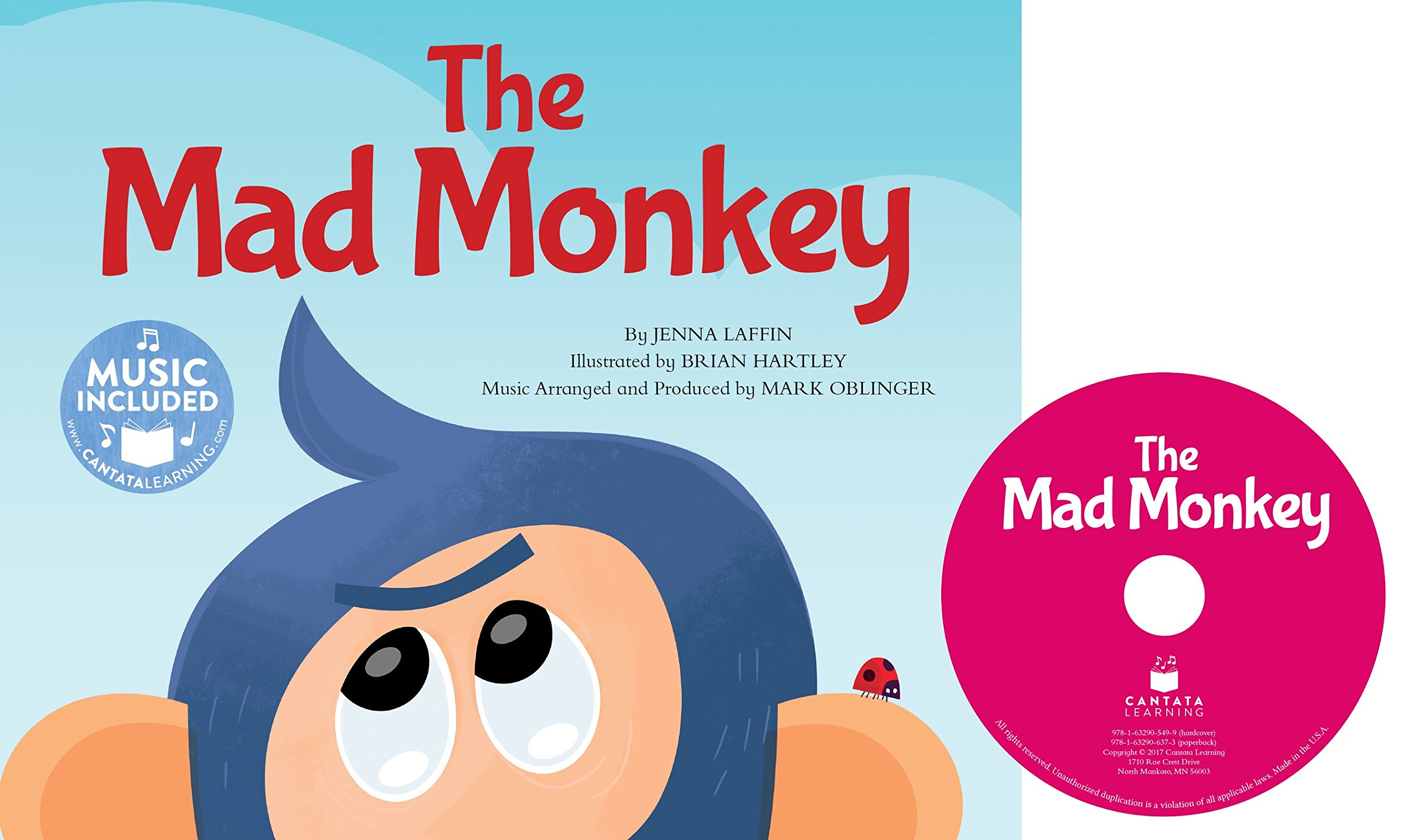 Download The Mad Monkey (Me, My Friends, My Community: Songs about Emotions) ebook