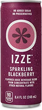24-Pack IZZE Fortified Sparkling Juice