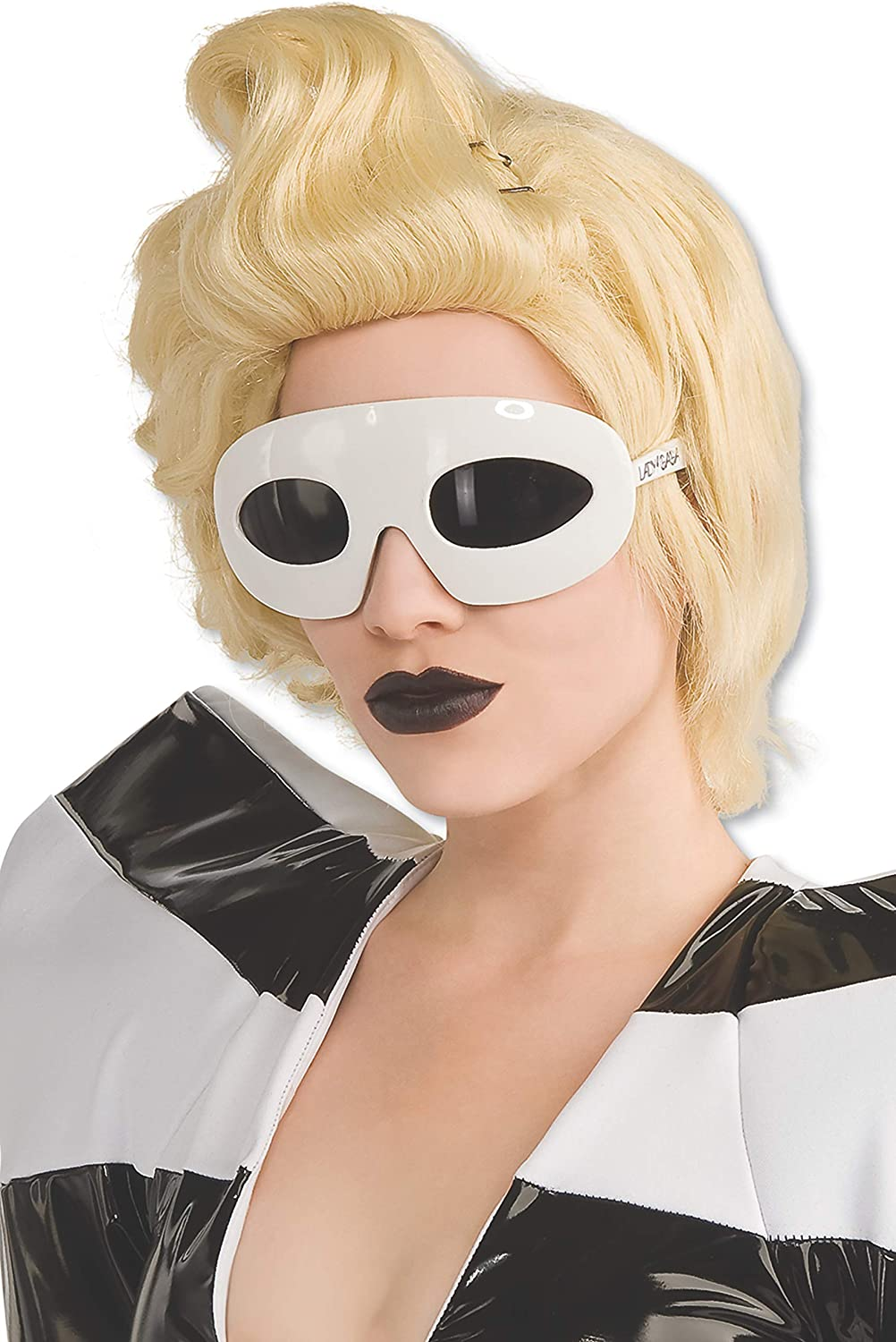 Lady Gaga glasses. (accesorio de disfraz): Amazon.es: Juguetes y ...