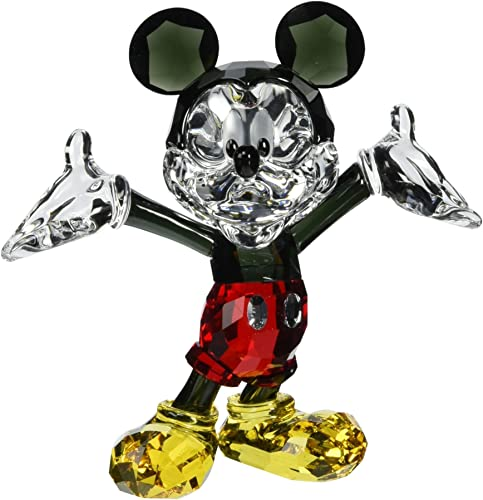 SWAROVSKI Disney Mickey Mouse Figurines