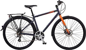 Viking 2018 Urban-X - Bicicleta de Trekking para Hombre, Aluminio ...