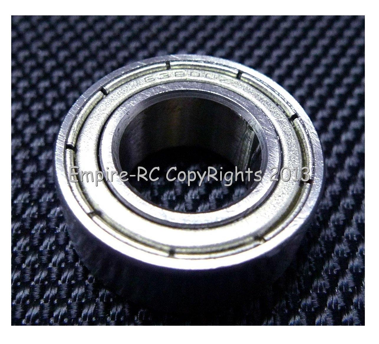 (4 PCS) 63800ZZ (10x19x7 mm) Metal Shielded PRECISION Ball Bearing Set 63800z Peemempire