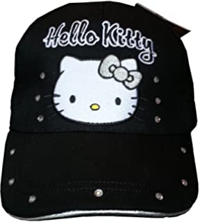 Style /& Size Choice. Hello Kitty Childrens Baseball Caps