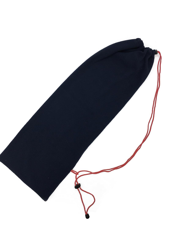 Silfrae Badminton Racket Cover Racquet Bag Black Navy