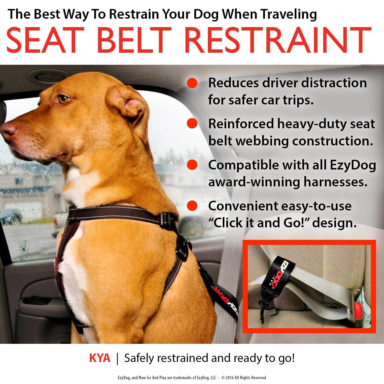 Dog Pet Safety Seat Belt Car Harness