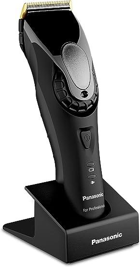Panasonic ER-GP80-K - Cortapelos profesional inalámbrico, color negro, ac / batería: Amazon.es: Salud y cuidado personal