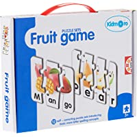 Kidmoro Fruit Game Puzzle Set