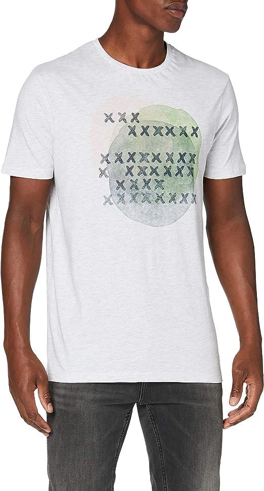 TALLA M. Springfield Camiseta para Hombre