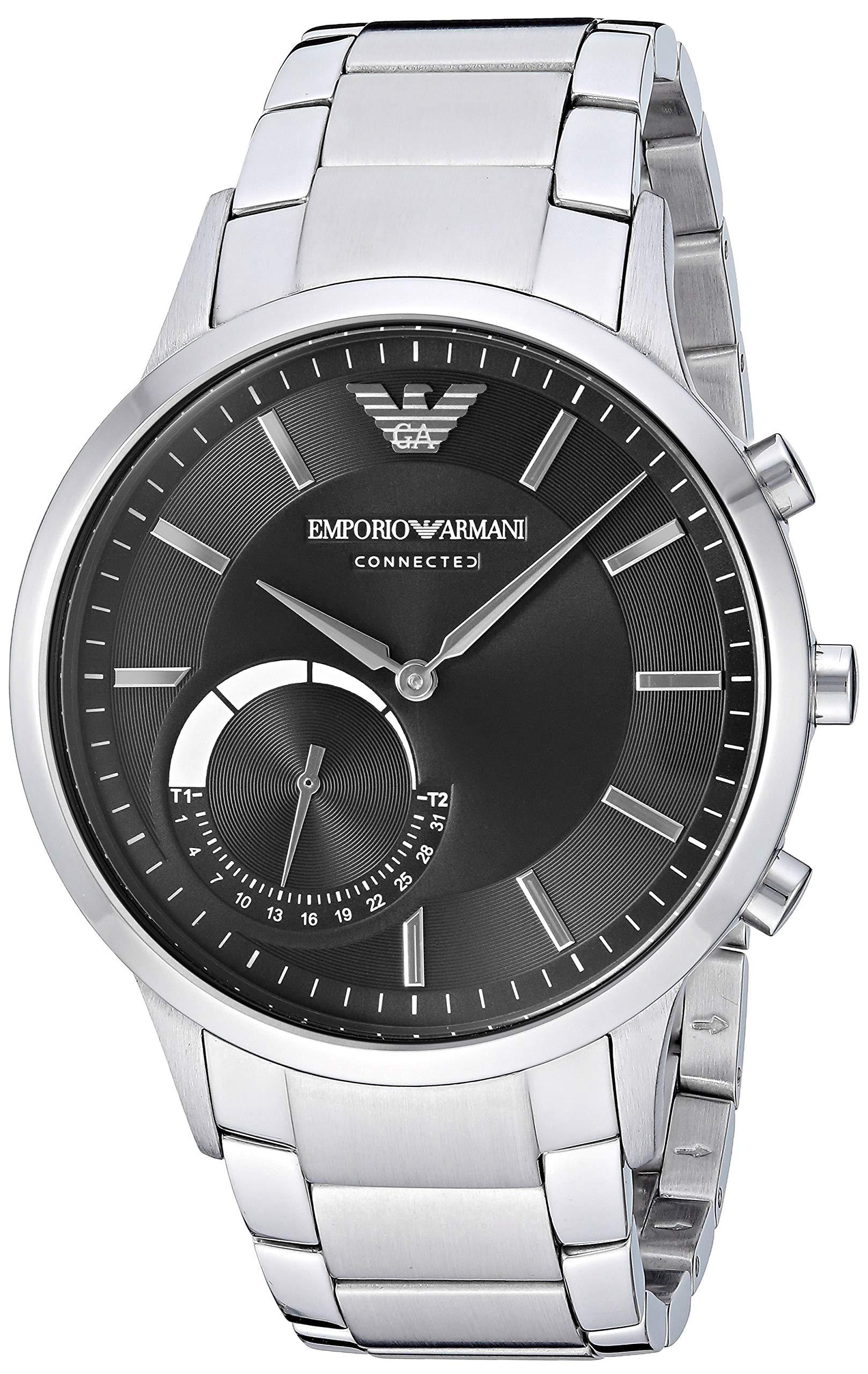Emporio Armani Hybrid Smartwatch ART3000 by Emporio Armani