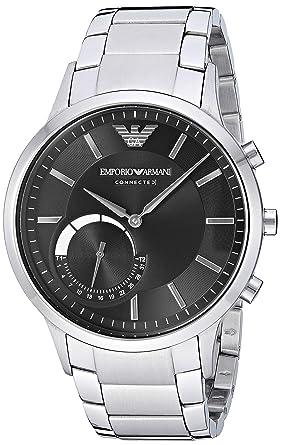 Amazon.com: Emporio Armani Connected reloj inteligente ...