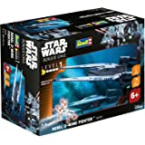 Revell -  Maqueta Star Wars Rogue One, U-Wing Fighter Rebelde (6755)
