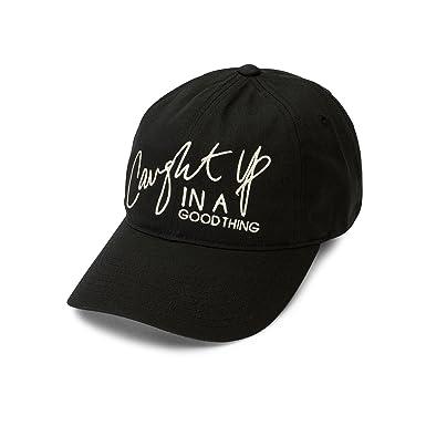 Volcom Para Mujer Gorra de béisbol - Negro -: Amazon.es: Ropa y ...