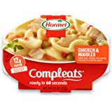 Hormel Compleats Noodles & Chicken, 7.5 Ounce (Pack of 7)